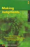 Making Judgments: Middle 0809202468 Book Cover