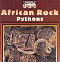 African Rock Pythons 0836836529 Book Cover