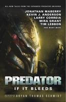 Predator: If It Bleeds 178565540X Book Cover