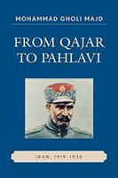From Qajar to Pahlavi: Iran, 1919-1930 076184029X Book Cover