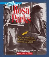 Rosa Parks 0531212092 Book Cover