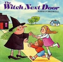 The Witch Next Door 0590404334 Book Cover