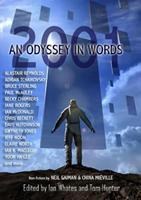 2001: An Odyssey in Words: Honouring the Centenary of Sir Arthur C. Clarke's Birth 191093576X Book Cover