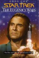 The Eugenics Wars, Vol. 2:  The Rise and Fall of Khan Noonien Singh (Star Trek, Giant Novel 16) 0743406443 Book Cover