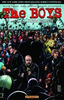The Boys, Volume 5: Herogasm 160690082X Book Cover