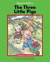 The Three Little Pigs (Modern Curriculum Press Beginning to Read Series) 0813655358 Book Cover