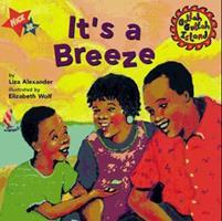It's a Breeze! (Gullah Gullah Island) 0689812434 Book Cover