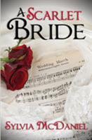 A Scarlet Bride (Zebra Splendor Historical Romances) 0821764780 Book Cover