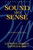 Sound and Sense: An Introduction to Poetry