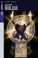 Valiant Masters: Ninjak, Volume 1: Black Water 0979640970 Book Cover