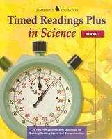Timed Readings Plus in Science: Book 7 (Jamestown Education Series), Vol. 7 0078273765 Book Cover