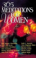 365 Meditations for Women: 12 Leading Christian Women 0687418860 Book Cover