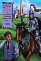 A Connecticut Yankee in King Arthur's Court Graphic Novel (Illustrated Classics) 1562548921 Book Cover