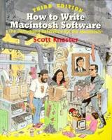 How to Write Macintosh Software: The Debugging Reference for the Macintosh 0672484293 Book Cover