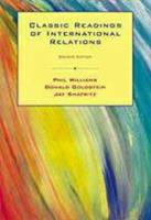 Classic Readings of International Relations (Political Science) 0155055437 Book Cover