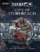 City of Stormreach (Eberron Supplement) 0786948035 Book Cover