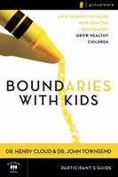 Boundaries with Kids: Participant's Guide 031024725X Book Cover