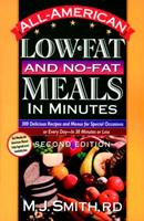 All-American Low-Fat Meals in Minutes: Recipes and Menus for Special Occasions or Every Day 0471346551 Book Cover