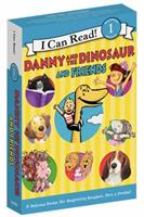 Danny and the Dinosaur and Friends: Level One Box Set: 8 Favorite I Can Read Books! 0062313290 Book Cover