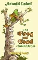 Frog And Toad Book Set: Frog And Toad Are Friends; Frog And Toad Together; Days With Frog And Toad; Frog And Toad All Year 0760709548 Book Cover
