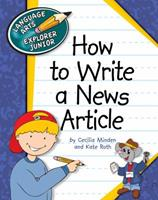 How to Write a News Article 1610803086 Book Cover