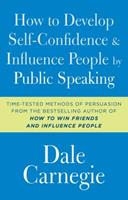 How to Develop Self-Confidence And Influence People By Public Speaking 0671746073 Book Cover
