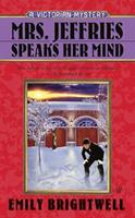 Mrs. Jeffries Speaks Her Mind 0425235246 Book Cover