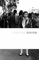 Vintage Didion (Vintage Original) 1400033934 Book Cover