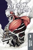 Attack on Titan, Vol. 3 1612620264 Book Cover