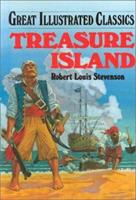 Treasure Island (Great Illustrated Classics) 0866119582 Book Cover