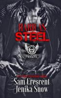 Hard As Steel 153488680X Book Cover
