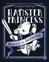 Hamster Princess: Harriet the Invincible 0142427012 Book Cover