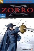 Zorro #1: Scars! (Zorro) 1597070165 Book Cover