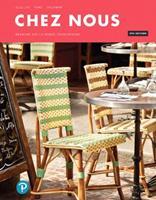 Chez Nous: Branch Sur Le Monde Francophone 0134782844 Book Cover