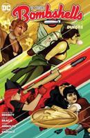 DC Comics: Bombshells Vol. 4: Queens 1401274072 Book Cover