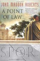 A Point of Law 0312337256 Book Cover
