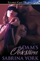 Adam's Obsession 141996710X Book Cover