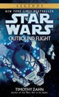 Star Wars: Outbound Flight 034545684X Book Cover