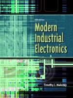 Modern Industrial Electronics 0130156760 Book Cover