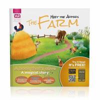 Meet the Animals: The Farm 1939677009 Book Cover