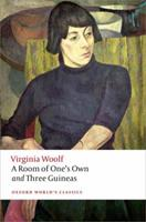 A Room of One's Own / Three Guineas 0192834843 Book Cover