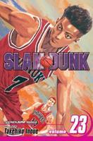 Slam Dunk, Volume 23 1421533308 Book Cover