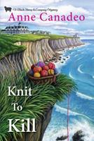 Knit to Kill 149670861X Book Cover