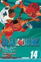 Slam Dunk, Volume 14 1421533219 Book Cover