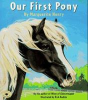 Our First Pony 0689810261 Book Cover