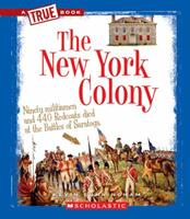 The New York Colony 0531253945 Book Cover