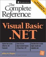Visual Basic(r).NET: The Complete Reference 0072133813 Book Cover