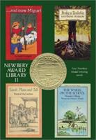 Newbery Award Library II: And Now, Miguel / Bridge to Terabithia / Sarah Plain and Tall / Wheel On 0064402770 Book Cover