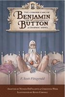 The Curious Case of Benjamin Button: A Graphic Novel 1594742812 Book Cover