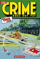 Crime Does Not Pay Archives Volume 7 1616553065 Book Cover
